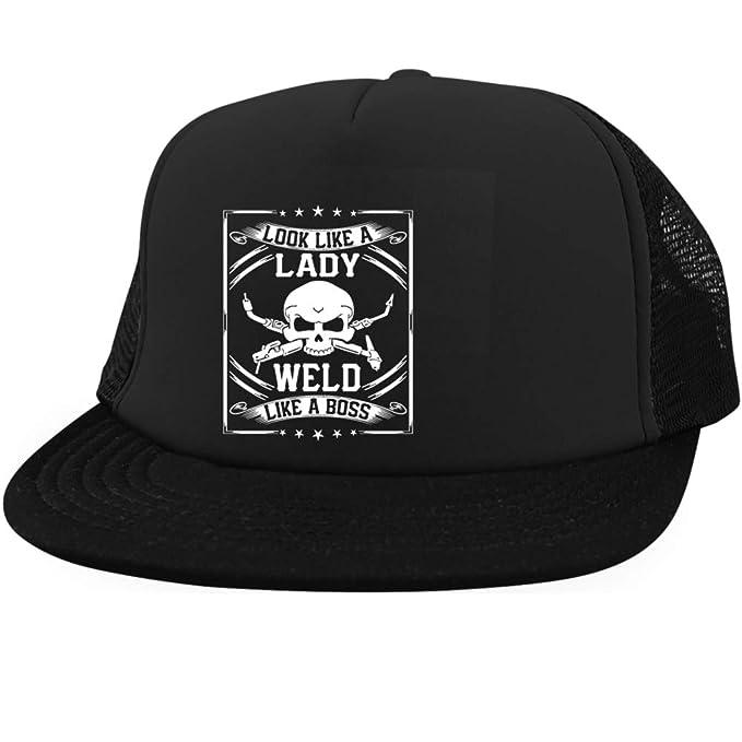 9a13953c90b14 Weld Like A Boss Cap