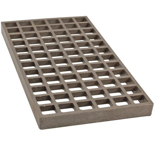 Rankin Delux RDLR-02 Bottom Grate, 8 by 15''