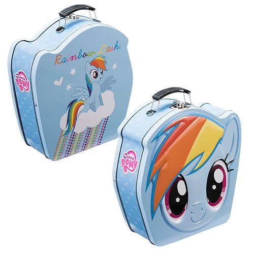 My Little Pony Shaped Tin Tote 42270