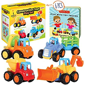 Amazon.com: Storybook Toys for 2 Year Old Boy - Toddler ...