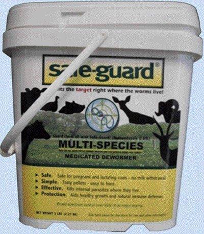 Animal Health International Multi-Species Dewormer, 5 lb by Animal Health International (Image #1)