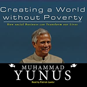 Creating a World Without Poverty Audiobook