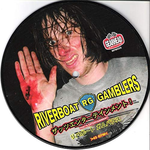 (The Riverboat Gamblers vs. Electric Eel Shock [Vinyl] )