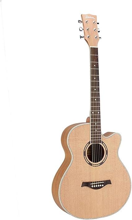 GFEI 102 cm FOLK GUITAR _ Nanyang fondo guitarra con ...