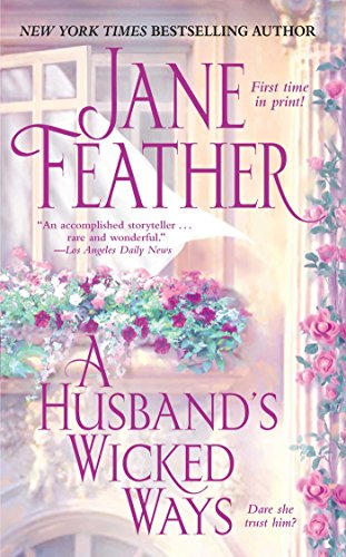 book cover of A Husband\'s Wicked Ways