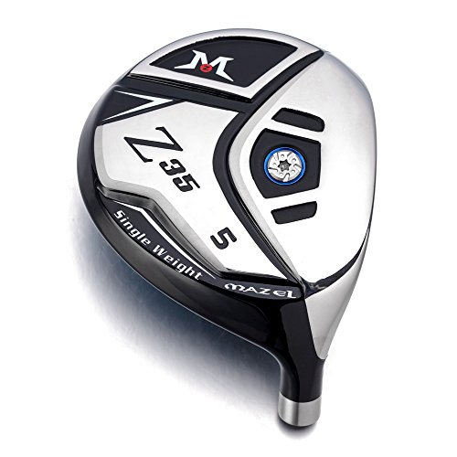 Mazel Mens Golf Fairway Wood 5 Right Hand,Only Head by MAZEL (Image #1)