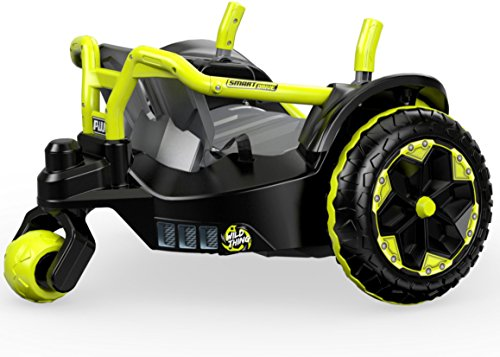 Power Wheels Wild Thing, Green - Import It All