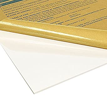 Online Plastic Supply White (7328) Cast Acrylic Sheet, 0 118 (1/8 inch), 24  inches x 48 inches