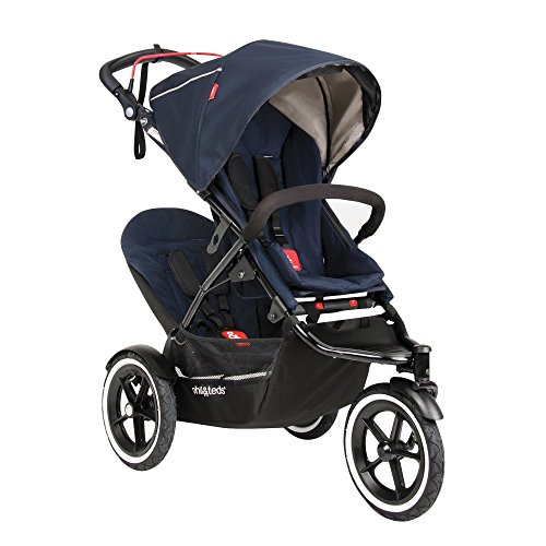 3 Wheel Stroller With Toddler Seat - 3