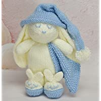 KNITTING PATTERN Winkie the Bunny Soft Toy From Knitting by Post