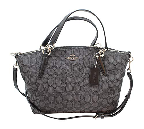 Coach Outline Signature Crossbody Satchel