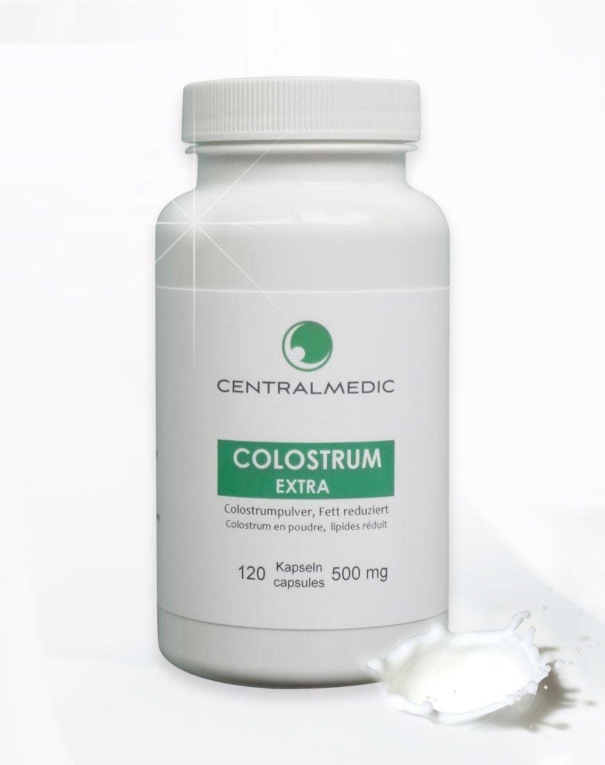 7a30dc55bd6dbc COLOSTRUM EXTRA 120 Kapseln 500 mg