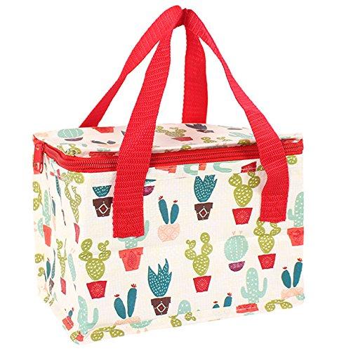 Bolsa nevera Cactus Lunch - Bolsa térmica, ideal para niños ...