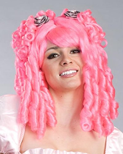 Caroline Anime Shepherdess by Enigma Costume Wigs - Blonde (Shepherdess Costume)
