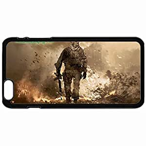 Iphone 6 Plus 5.5 Inch Call of Duty Custom Fashion Hard Plastic Case Cover For Gift