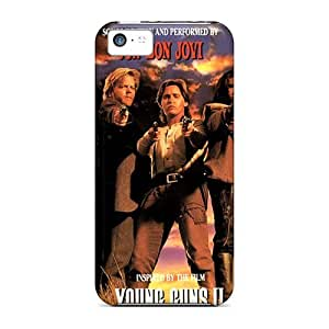 AlissaDubois Iphone 5c Protector Cell-phone Hard Covers Custom Attractive Bon Jovi Series [CfN13696PXqy]