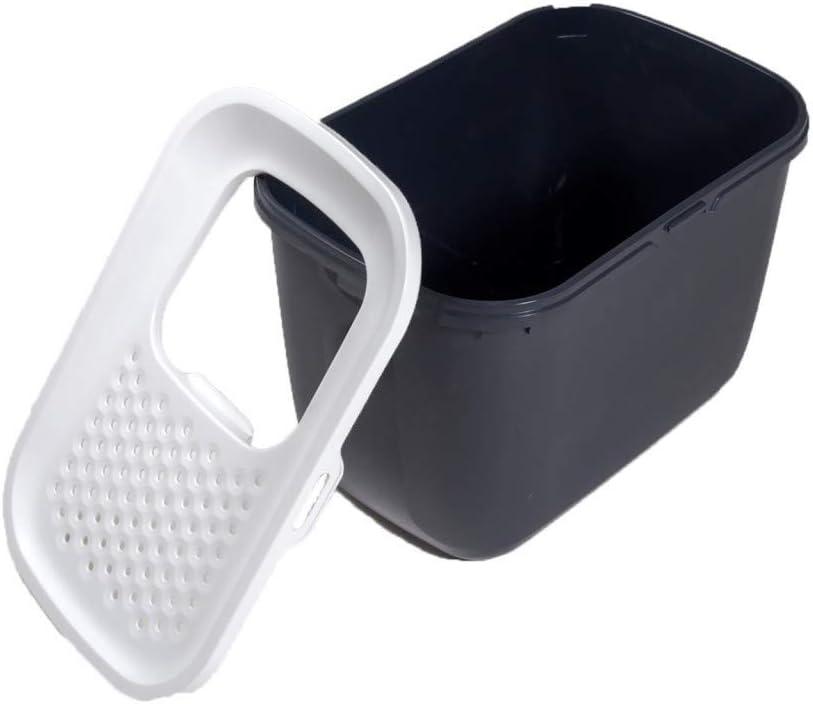 Savic Aseo Hop In Blanco - Antracita 1 Unidad 500 g