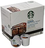 Starbucks Decaf Pike Place Roast, K-Cup for Keurig Brewers, 24 Count