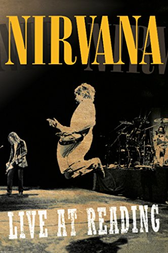 Nirvana Live At Reading Live Album On Stage Photograph Kurt Cobain Krist Novoselic Poster 24x36 - Love Stage Poster