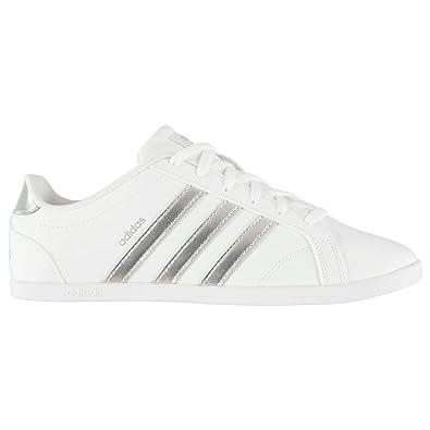 huge discount 6127e 664fe adidas NEO Damen Sneaker Training VS CONEO QT W DB0135 weiß 416480
