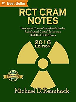 RCT Cram Notes by [Rennhack, Michael]