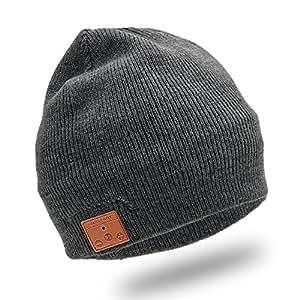 Amazon.com: Enjoybot Bluetooth Beanie Wireless Knit Winter