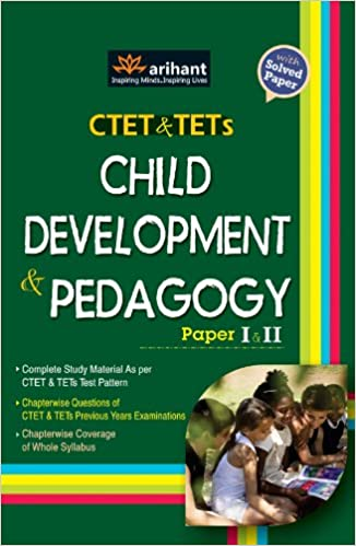 Buy Child Development and Pedagogy for CTETs & TETs (Paper I