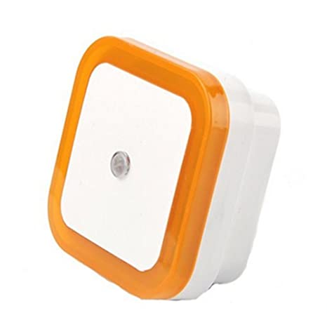 Luz nocturna LED con sensor de movimiento Auto ON/OFF Dusk a Dawn para niños