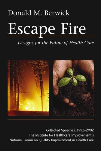 escape fire berwick donald m