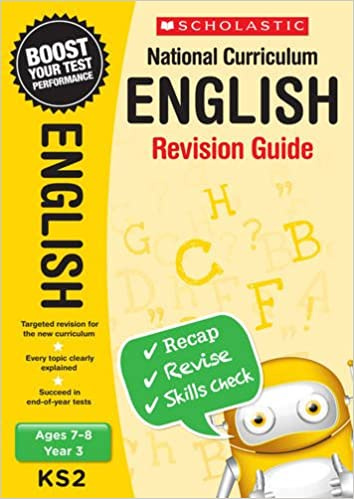 English Revision Guide - Year 3 National Curriculum Revision