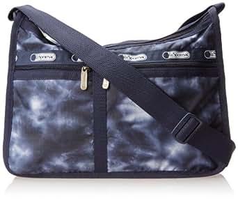 LeSportsac Classic Deluxe Everyday Bag, Aquarius, One Size