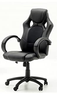 Robas Lund silla ejecutiva con PU / PVC / cubierta de malla, marco y el