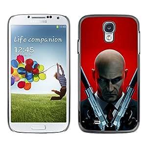 Stuss Case / Funda Carcasa protectora - Hitman 47 - Samsung Galaxy S4