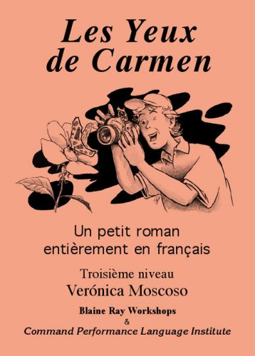 Les Yeux de Carmen (French Edition) ebook