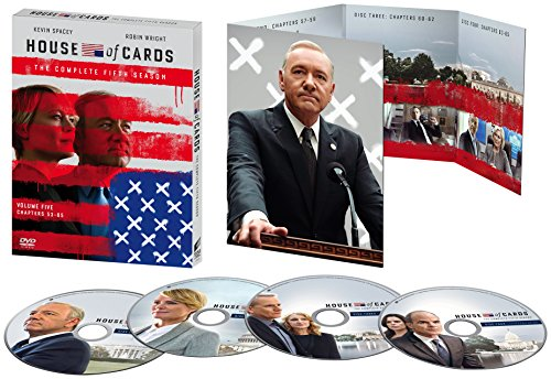 : House Of Cards:Season Five (4 Discs)