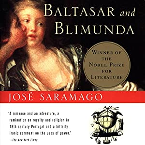 Baltasar and Blimunda Hörbuch