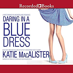 Daring in a Blue Dress Audiobook