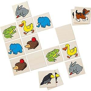 Selecta Memo Mis Primeros Animales: Memo clásico con Primera ...