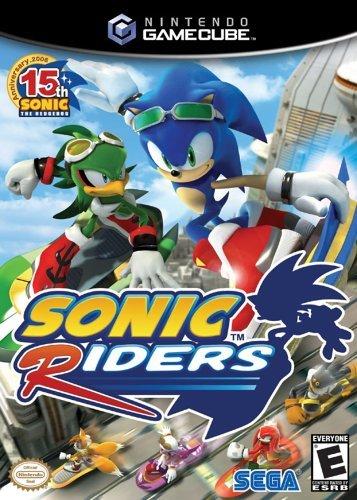 Sonic Riders - Gamecube (Renewed)