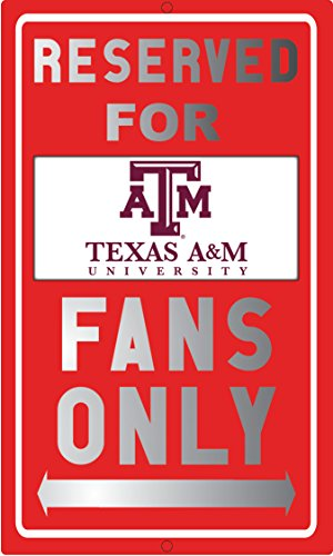 Texas A&M Aggies Metal Sign Aggies Sign
