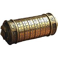 Da Vinci Code Mini Cryptex Valentine's Day Interesting...