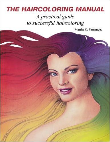 Amazon.com: The Haircoloring Manual (9781478352006): Martha ...