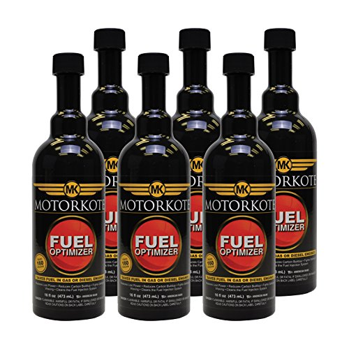 MotorKote MK-FO16-06-6PK Fuel Optimizer, 16-Ounce, 6-Pack