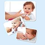 Baby Toothbrush with Case Set (6 PCS),Finger