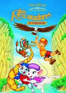 Los Rescatadores en Cangurolandia [DVD]