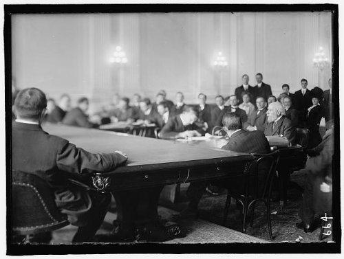 Photo: House,Representatives,Committee,Investigation,US Steel Corp,James J Hill,1912 2