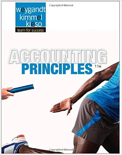 Amazon accounting principles 9781118130032 jerry j weygandt amazon accounting principles 9781118130032 jerry j weygandt paul d kimmel donald e kieso books fandeluxe Gallery