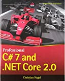 img - for Professional C# 7 and .NET Core 2.0 book / textbook / text book