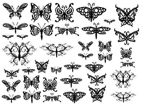 Butterflies & Dragonflies 1/2