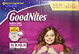 Health & Personal Care : GoodNites Girls' Bedtime Underwear, Super Pack size-L/XL